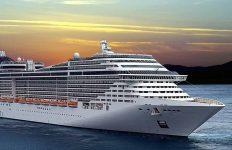 Cruise Ship Sanitizing